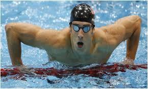 Michael Phelps rescrie istoria natatiei
