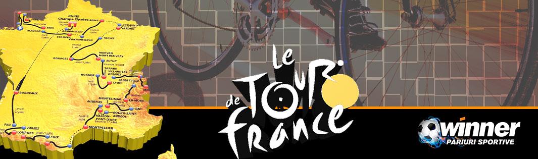 Fii Winner cu Turul Frantei!