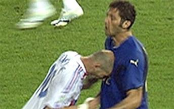 Zece ani de la lovitura lui Zidane asupra lui Materazzi