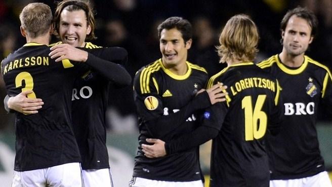 Kalmar - AIK Stockholm