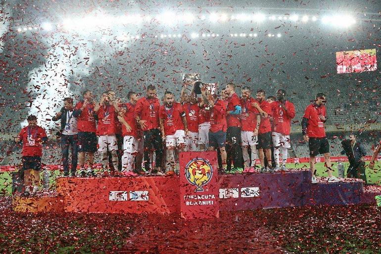 Supercupa României | Astra Giurgiu – CFR Cluj 1-0