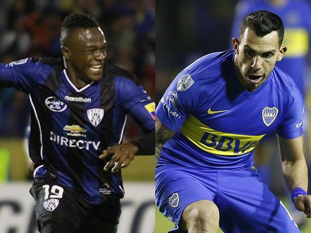 Ponturi fotbal Independiente del Valle – Boca Juniors – Copa Libertadores