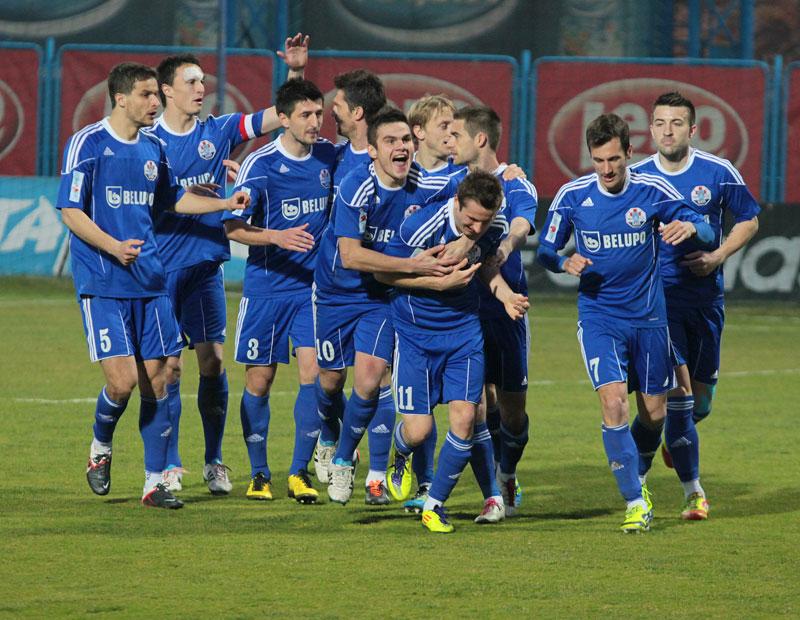 Ponturi fotbal – Belupo – Zapresic – 1. HNL