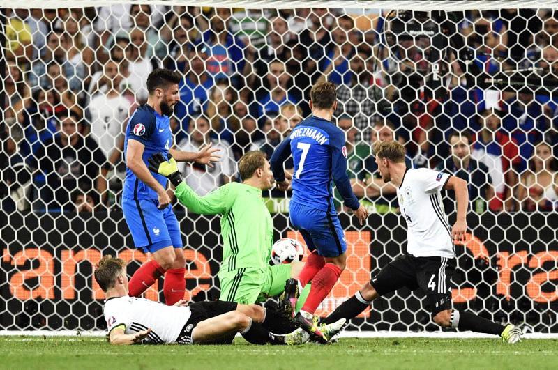 Euro 2016 | Franța a eliminat Germania în semifinale