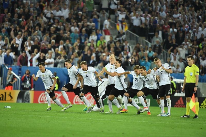 Euro 2016 | Germania a eliminat Italia după loviturile de departajare