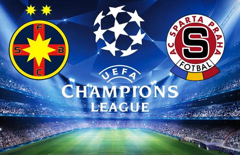 Pronosticuri pariuri Sparta Praga vs Steaua Bucureşti – Liga Campionilor