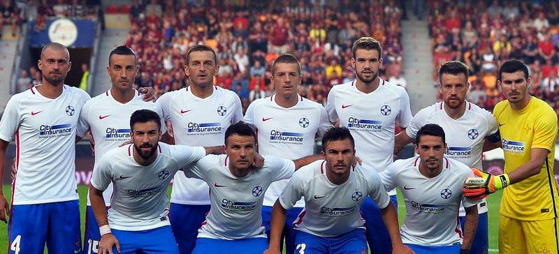 Sparta Praga - Steaua 1-1