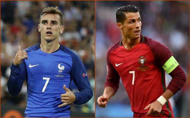 Franţa vs Portugalia