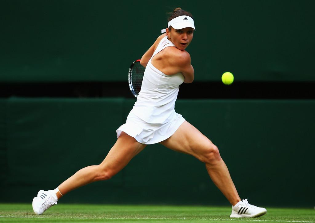 Ponturi Tenis Halep – Bertens – Wimbledon (GBR)