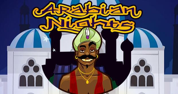 Arabian Nights – joaca gratis online