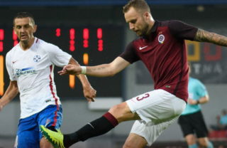 Steaua București vs Sparta Praga