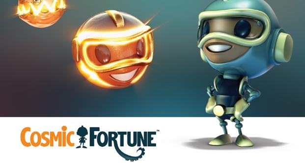 Cosmic Fortune – joaca gratis online