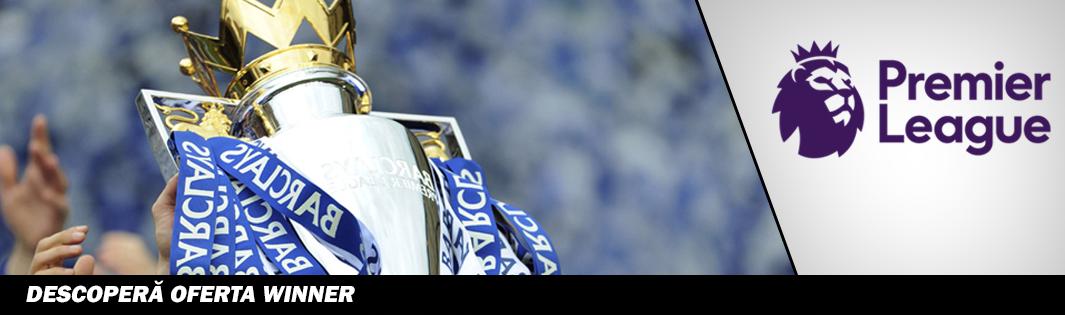 Cotele Winner pentru etapa cu numarul 4 din Premier League!
