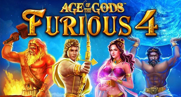 Age of the gods: Furious 4 – joaca gratis online
