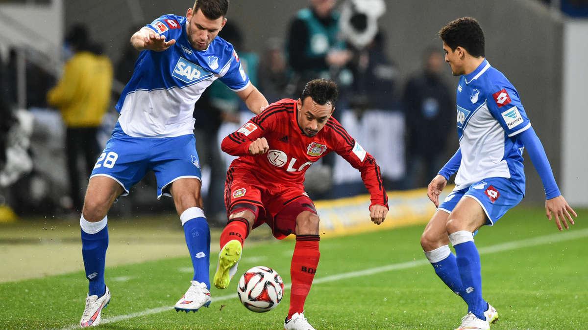 Leverkusen - Hoffenheim