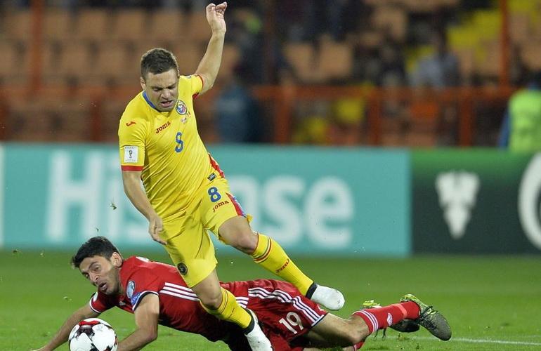 """Declaraţiile """"tricolorilor"""" după Armenia - România 0-5"""