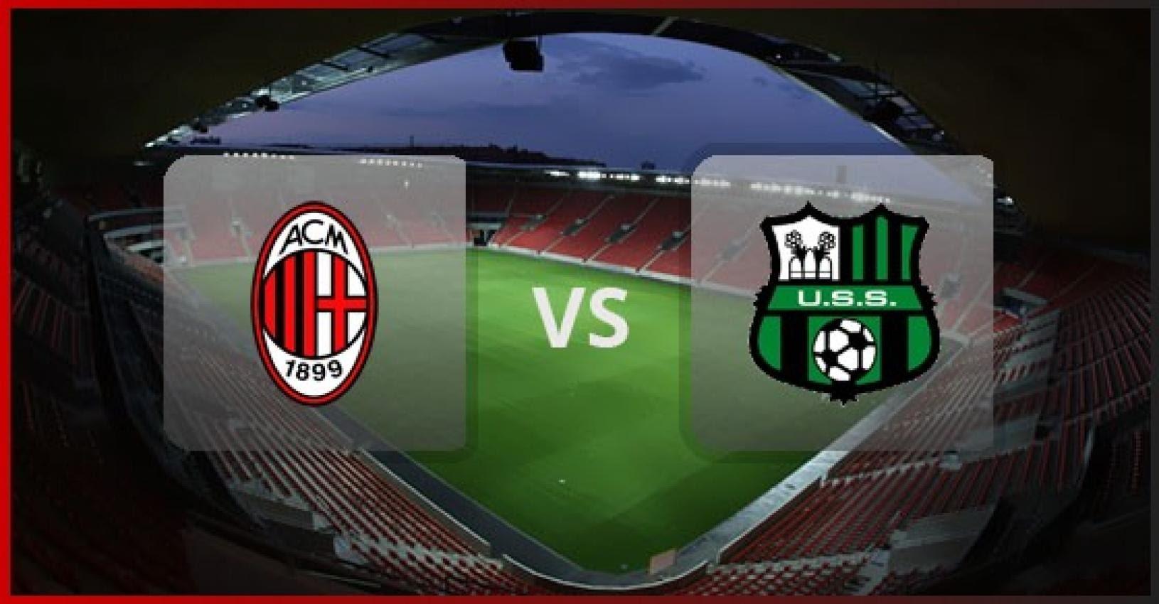 Ponturi fotbal milan sassuolo italia serie a ponturi bune - Sassuolo italia ...