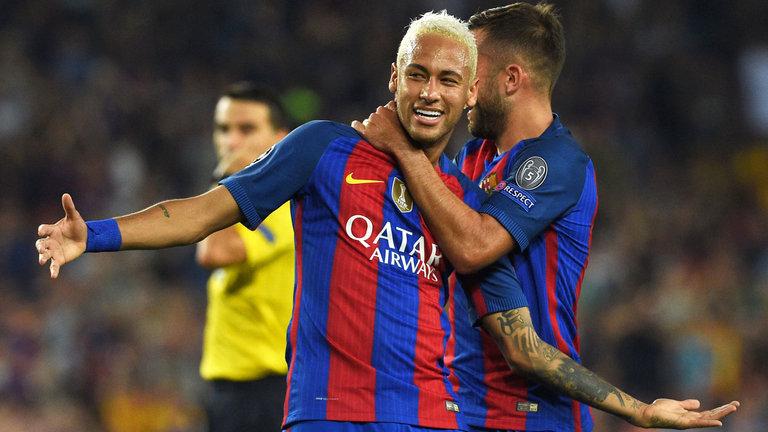 Continua telenovela Neymar