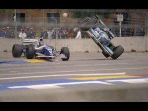 Michael Schumacher castiga primul sau titlu acum 22 ani