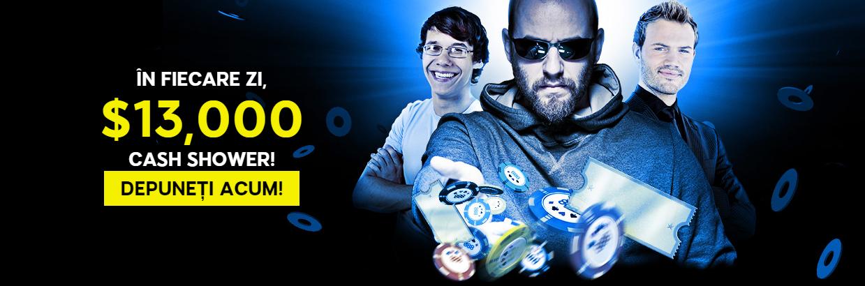 Depui zilnic la 888sport si obtii bilete la turnee de poker cu premii de mii de euro