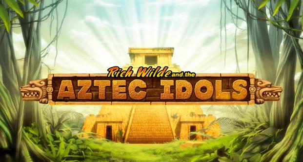 Aztec Idols – joaca gratis online