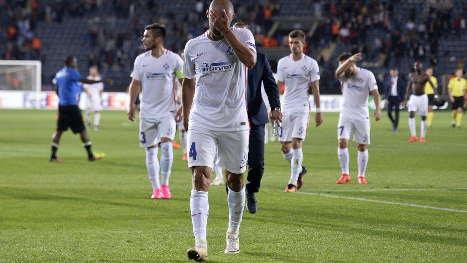 Steaua Bucureşti - Osmanlıspor FK