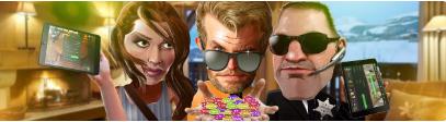 Castiga doua bilete la turnee de poker