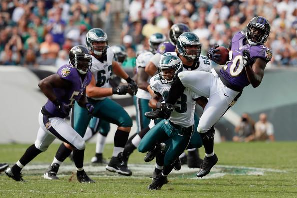 Ponturi NFL – Baltimore Ravens sunt favoriti certi acasa cu Eagles