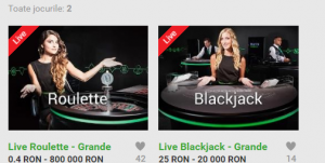 Doar azi ai premii de 10000 euro la Casino Live