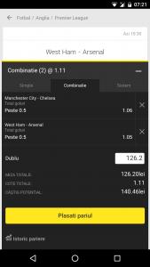 EASY MONEY: Minim un gol în două meciuri de la care așteptăm spectacol