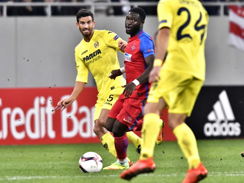 Villarreal CF - Steaua Bucureşti