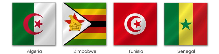 Cupa Africii pe Natiuni, editia 2017: Grupa B!
