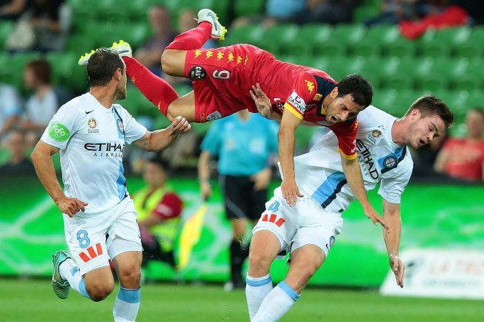 Ponturi fotbal Adelaide United – Melbourne City – Australia A League