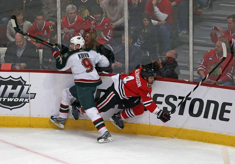 Chicago Blackhakws – Minnesota Wild
