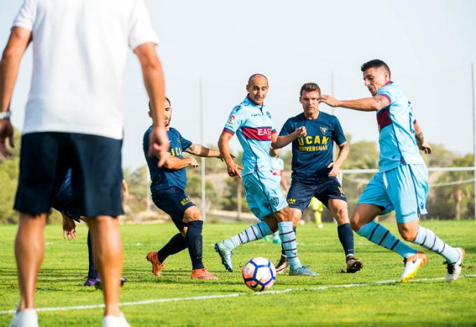 Ponturi fotbal UCAM Murcia – Levante – Spania La Liga