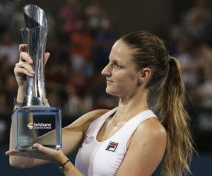 Castigatoarele turneelor WTA in perioada 1-7 ianuarie 2017
