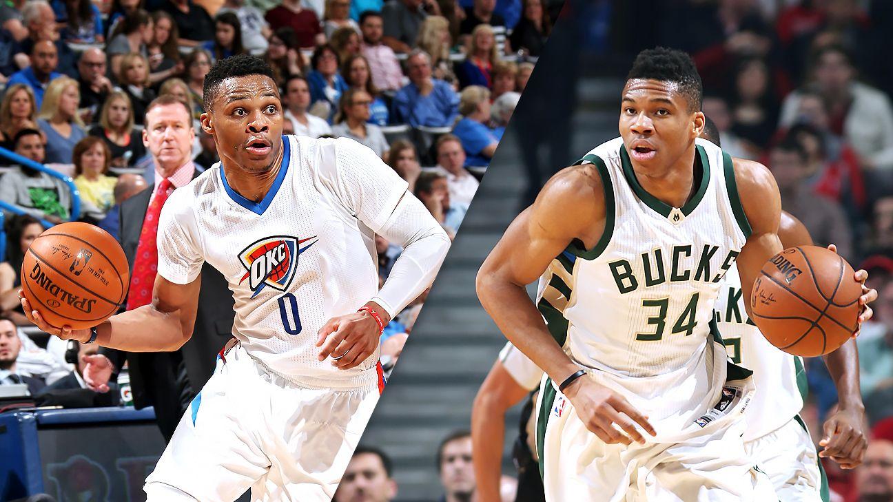 Ponturi NBA: avem spectacol intre The Greek Freak si Mr Triple Double!