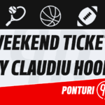 Biletul de weekend – Claudiu Hood