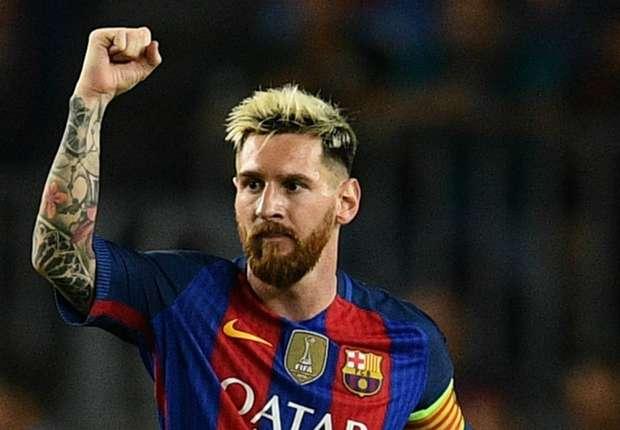 Messi si Salah la acelasi nivel