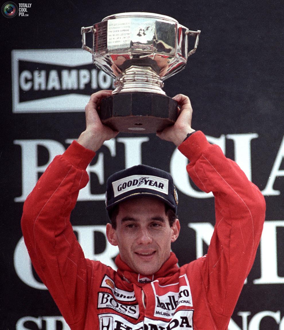 Ayrton Senna ar fi implinit azi 57 ani -momente memorabile din cariera-