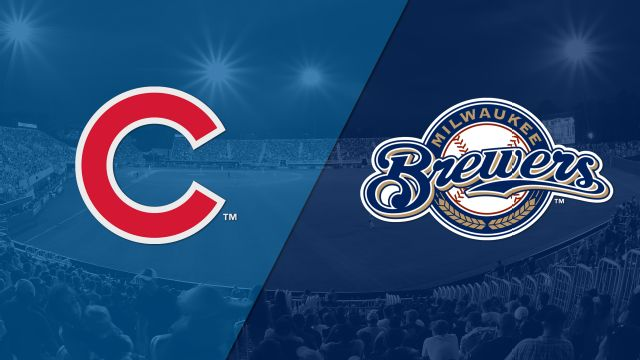 Ponturi pariuri baseball MLB Cubs vs Brewers 19 Aprilie 2017
