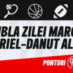 Dubla zilei din fotbal 20 NOIEMBRIE de la Gabriel