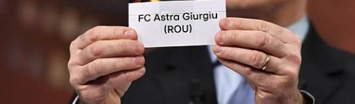 Astra isi continua drumul spre grupele Europa League