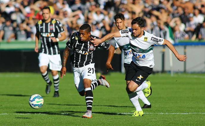 Ponturi fotbal Coritiba – Corinthians – Serie A