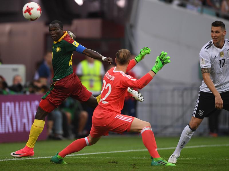 Cupa Confederațiilor: Germania – Camerun 3-1