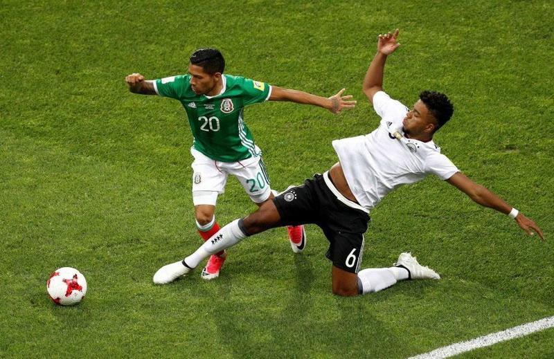 Cupa Confederațiilor 2017: Germania – Mexic 4-1