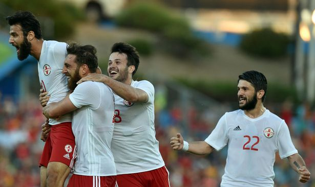Ponturi fotbal Moldova – Georgia – Calificari Cupa Mondiala