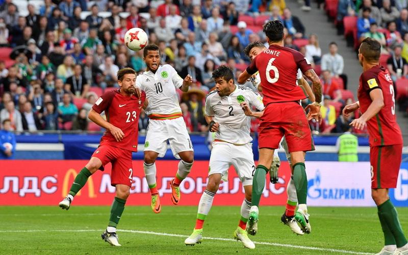 Cupa Confederaţiilor: Portugalia – Mexic 2-2