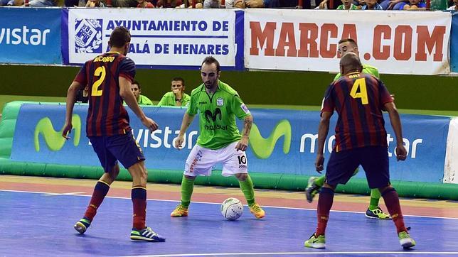 Ponturi Pariuri Barcelona – Inter Movistar – Liga Nacional Futsal
