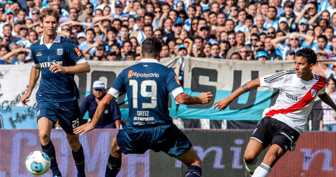 Ponturi fotbal River Plate – Racing Club – Primera Division